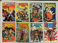 Marvel Age comic lot 26 different from #1-46 6.0 FN (1983-87)
