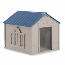 Suncast DH350 Large Outdoor Doghouse for All Weather