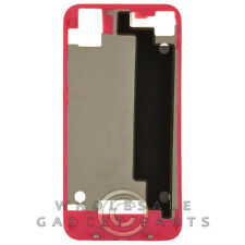 Door Frame for Apple iPhone 4S CDMA GSM Pink Panel Housing Battery Cover