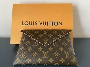 Louis Vuittons Kirigami Large Pochette Envelope Clutch