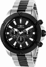 Invicta Pro Diver 22721 Men's Round Black Analog Chronograph Watch