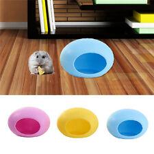 Hamster Bed Colorful Plastic Egg Shape House Nest Rat Guinea Pig Hedgehog Cabin