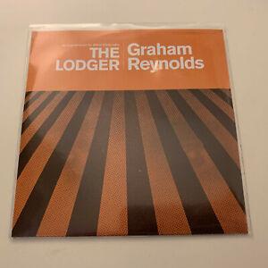GRAHAM REYNOLDS original score for Alfred Hitchcock's The Lodger. 10trk promo CD