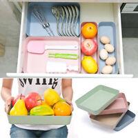 Plastic Drawer Desk Draw Storage Kitchen Office/Home Tray  New Box Organizer
