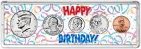 Happy Birthday Coin Gift Set, 2016