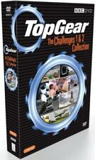 TOP GEAR UK 2005-2007 - THE CHALLENGES VOLUME 1 + 2 TV Series  NEW UK DVD not US