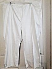 9374e3d86067c New Catherine s Capri Pants Crop Plus Size 24 White Secret Slimmer Slimming