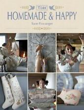 Tilda Homemade and Happy by Tone Finnanger (author)