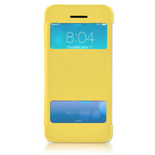 HyperGear Transparent Window ID Flip Cell Phone Cover Case -Apple iPhone 5SE/5C