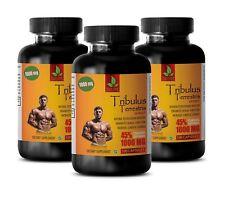 bodybuilding supplements TRIBULUS 1000 - testosterone booster powder - 300 Caps