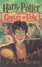 Harry Potter: Harry Potter and the Goblet of Fire Vol. 4 by J. K. Rowling (2003,