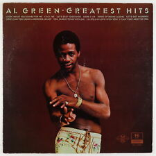 1975 Al Green - Greatest Hits VINYL LP 黑膠唱片 Tired Of Being Alone