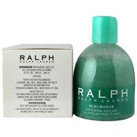 Ralph Lauren Scrubadub Exfoliating Body Gel for Women 6.7 oz. Damaged Box
