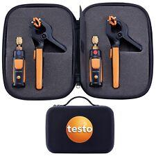 TESTO SMART TOOLS REFRIGERATION SET KIT - Hose free installation + BLUETOOTH