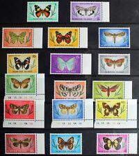 Norfolk Is – 1976 Butterflies Definitive Set – UMM (MNH) (R8)