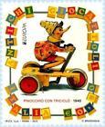 # ITALIA ITALY - 2015 - EUROPA CEPT - Pinocchio - Old toy - Stamp MNH