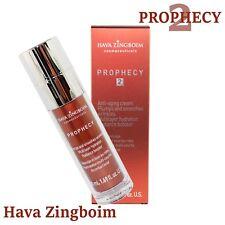 Hava Zingboim Prophecy Anti Aging Cream Skin Face Moisturaizer Hyaluronic Acid