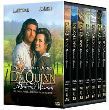 DR QUINN MEDICINE WOMAN: COMPLETE SERIES MEGA SET - DVD - Region 1 - Sealed