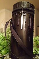 Black Sword Spell Candle ~Negative Energy, Protection, Hex, Occult, Wicca, Pagan