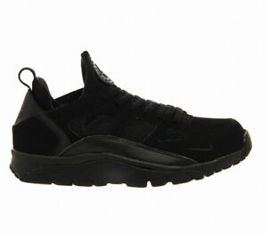 Nike Air Trainer Men's Huarache Low Black Size 10.5 RRP £91.99
