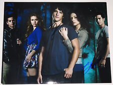 TYLER POSEY & TYLER HOECHLIN SIGNED AUTOGRAPHED 11X14 PHOTO TEEN WOLF O'BRIEN