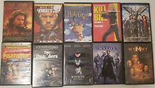 DVD Lot [ 10 Movies : Good Condition ]