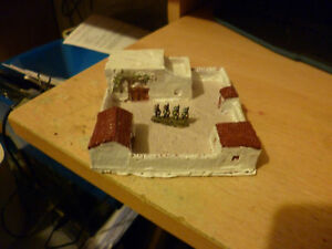 6mm Building/Village sets New & Used all unpainted