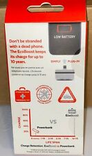 EcoBoost Portable  Emergency Iphone Charger