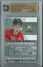 Tyler Wotherspoon 2011-12 In the Game Ultimate Memorabilia Future Star Auto /30