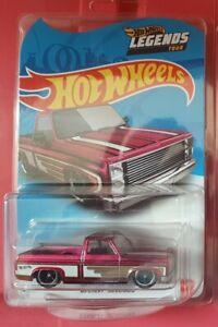 Hot Wheels Legends Tour'83 Chevy Silverado