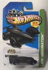 2013 Hot Wheels HW IMAGINATION Batman Live Batmobile 65/250
