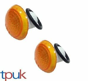 FORD TRANSIT CONNECT SIDE REPEATER ORANGE INDICATOR FLASHER LAMP BRAND NEW PER 2