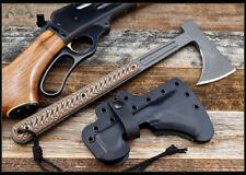 RMJ Tactical KESTREL TRAIL Tomahawk Hyena Brown Kydex Sheath - Authorized Dealer