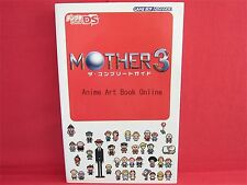 MOTHER 3 The Complete Guide Book (Dengeki Nintendo DS) / DS