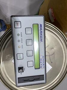 Markem Imaje Smart Date 3 Print Head Assembly and Control Box