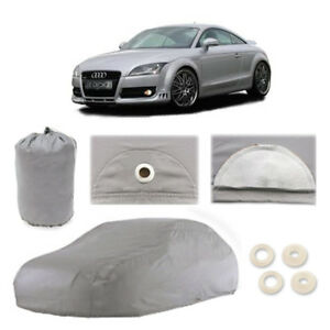 Audi TT 5 Layer Car Cover Fitted In Out door Water Proof Rain Snow Sun Dust