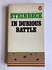 In Dubious Battle John Steinbeck vintage American literary classic Penguin