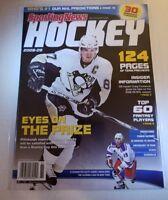 Sporting news Hockey Magazine 2008-09 Crosby cover
