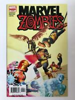 MARVEL ZOMBIES #4 (2006) | X-MEN #1 HOMAGE COVER; 1ST FIRST PRINT