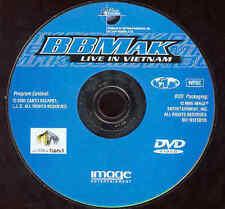 BBMak DVD Live Vietnam Music In High Places