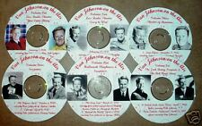 VAN JOHNSON on the air- Vintage Radio Shows OTR-CDs