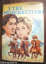 Vendo libro I TRE MOSCHETTIERI Alessandro Dumas Edizioni Capitol 1961 collezione