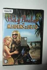 HOLY AVATAR VS MAIDENS IN THE DEAD GIOCO NUOVO PCDVD VERSIONE ITALIANA FR1 40880