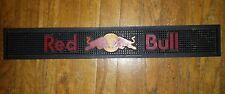 Red Bull Rubber Bar Drink Mat Barware
