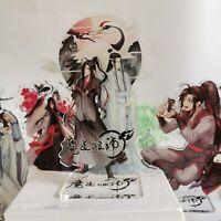 1pc Mo Dao Zu Shi Anime Lan WangJi Wei WuXian Acrylic Stand Figure Model Toy *Q3