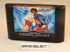 STREET FIGHTER II SPECIAL CHAMPION EDITION 2 MEGA DRIVE GENESIS PAL EUR ORIGINAL