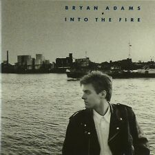 CD - Bryan Adams - Into The Fire - #A3764