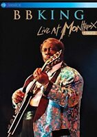 B.B. King: Live At Montreux 1993 [DVD][Region 2]
