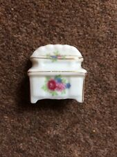 Vintage Miniature Washstand Ornament