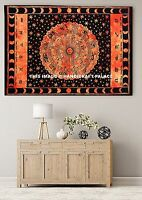 Astrology Horoscope Zodiac Hippie Tapestry Wall Hanging Indian Beach Throw Decor